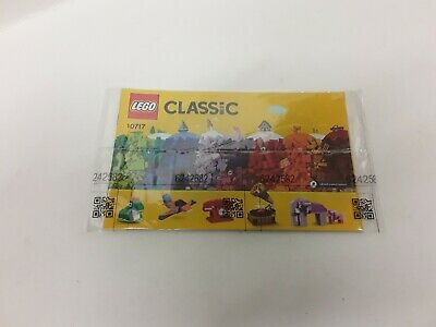 Lego !! Instructions Only !! For Cassic 10717