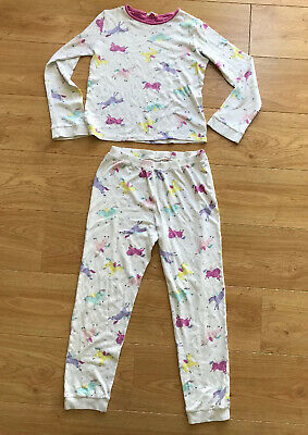 John Lewis Girls Unicorn Pyjamas PJs Age 12 Years (11-12 12-13)