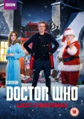 Doctor Who: Last Christmas =Region 2 DVD,sealed=