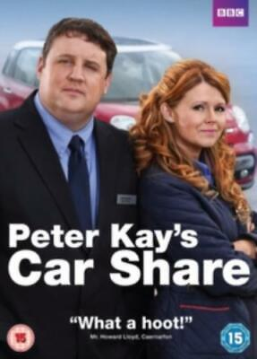 Peter Kay's Car Share: Complete Series 1 =Region 2 DVD,sealed=