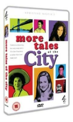 More Tales of the City =Region 2 DVD,sealed=
