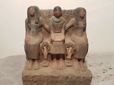 Rare Antique Ancient Egyptian Architecture Imhotep Scientist Pyramid2686-2649BC