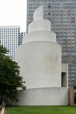 Photo of The public, nondenominational, spiral-shaped chapel in Thanks-Giving f