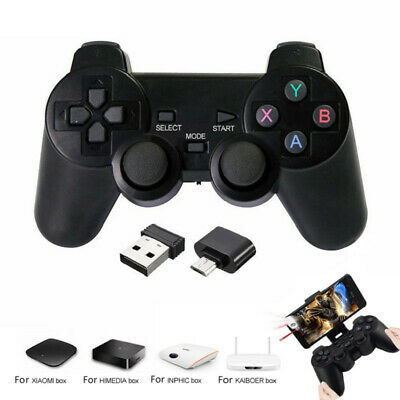 UK Bluetooth Wireless Dual Shock Controller Gamepad Joystick for PlayStation PS3