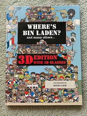 Where's Bin Laden And Many Others 3D Edition , Illustrated By Daniel Lalic