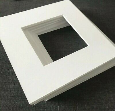Ikea Ribba Mounts - Pack of 20 Photo/Picture Mounts to fit 23 x 23 Ikea Frame