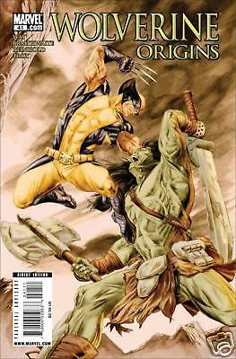Wolverine Origins #41 Fumetto - Marvel