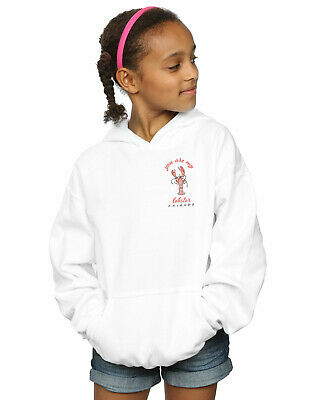 Friends Girls Lobster Chest Hoodie