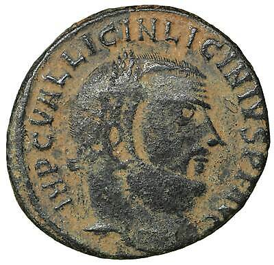 Licinius I Follis old ancient roman coin Rome Empire Imperial Coins Authentic