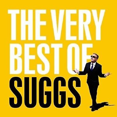Suggs Very Best Of CD NEW SEALED 2017 Madness Cecilia/Camden Town/Alcohol/I Am+