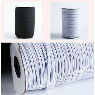 70-200 Yards Elastic Cord String Band Elastic Rope Stretch Spool Knit for Sewing