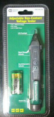 COMMERCIAL ELECTRIC Adjustable Non-Contact Voltage Tester