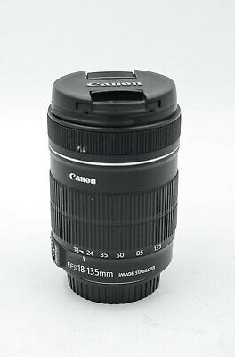 Used Canon EF-S 18-135mm F3.5-5.6 IS STM Lens - Small Scratch