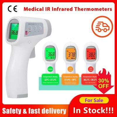 Infrared Non-contact Digital Forehead Thermometer Temp