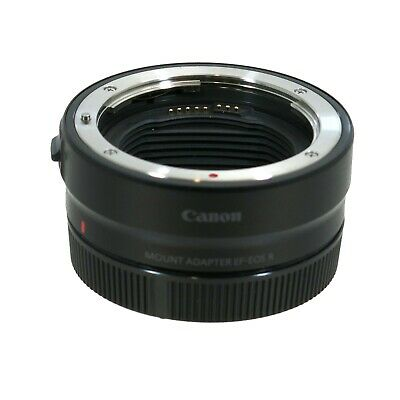 Canon Mount Adapter EF-EOS R *NO RESERVE*
