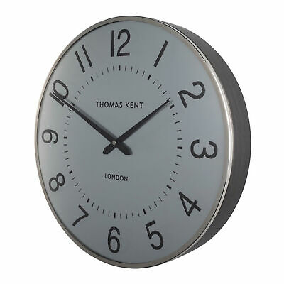 NEW 41cm Greenwich Wall Clock Slate - Thomas Kent,Clocks
