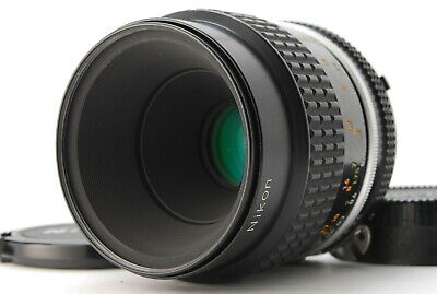 【Excellent+++++】Nikon Micro Nikkor 55mm f/2.8 Ai-S Macro Lens From Japan