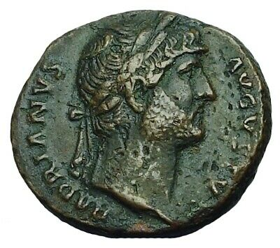 Hadrian Ae As With Old Collection Id Packet (886P)