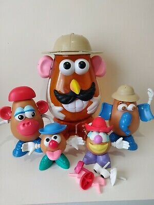 Mr potato head bundle Hasbro Safari bundle lot 2006 used very good condition