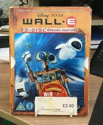 Wall: E Two Disc Special Edition Dvd Set