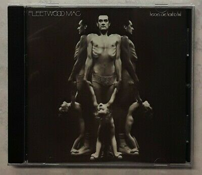 FLEETWOOD MAC Heroes Are Hard to Find CD BOB WELCH Christine McVie