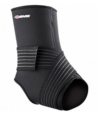 EVS Adult MX ATV Black AS14 Ankle Support Stabilizer S-XL
