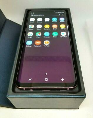 Samsung Galaxy S9+ SM-G965U1 - 64GB - Lilac Purple (Unlocked)