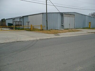 FOUR INDUSTRIAL BUILDINGS 19,000 sq feet TOTAL   1.125 ACRES LAND