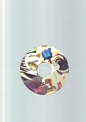 Microsoft Office Xp Professional Edition - Word_Powerpoint_Excel_Outlook + Bonus