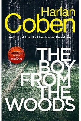 The Boy from the Woods By Harlan Coben EB00K [PDF] Fast Delivery 🔥