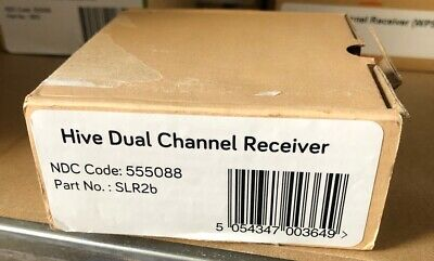 Hive dual channel receiver for convetional boilers with hot water tanks