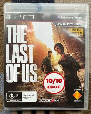 The Last Of Us  PS3 - Sony PlayStation 3 Game