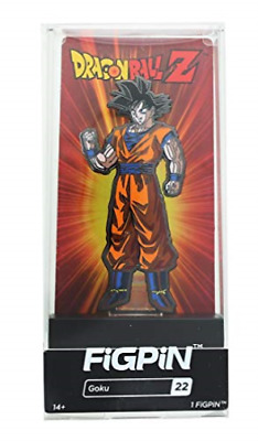 Dragon Ball Z: Goku Figpin Acc New