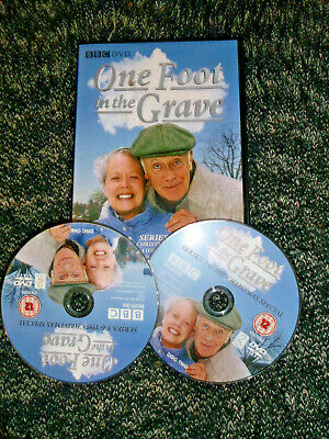 One Foot In The Grave - Series 5 - Complete (DVD, 2006)