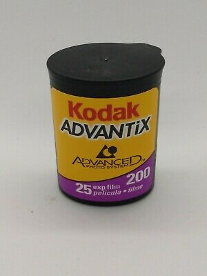 Kodak Advantix 200 Speed 25 Exp Color Film Expired 05/2002 - FREE SHIPPING
