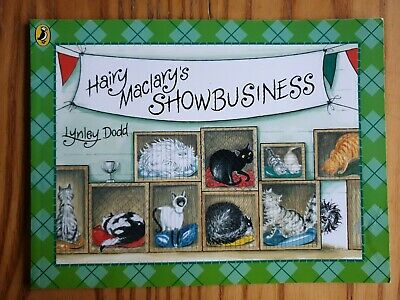 Hairy Maclary's Showbusiness by Lynley Dodd (1993, Paperback, Illustrated)