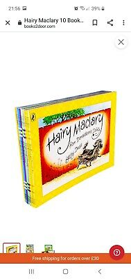 Hairy Maclary & Friend collection by Lynley Dodd 10 books set NEW in cellophane