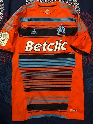 Maillot Om Porté André ayew Marseille Worn Boots