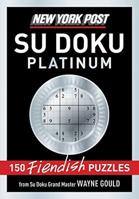 Gould, Wayne (Com)-New York Post Sudoku Platinum BOOK NEW