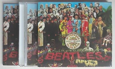 The Beatles - Sgt. Pepper's Lonely Hearts Club Band - CD - Free P&P