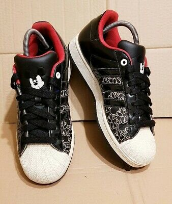 ADIDAS SUPERSTAR DISNEY Mickey Mouse Trainers Limited