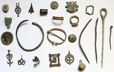 Job Lot of ancient bronze fragments