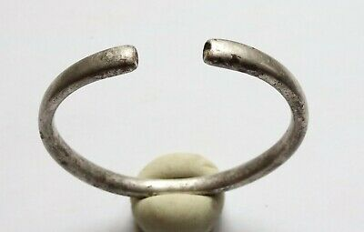 AUTHENTIC MEDIEVAL Viking Era SILVER BRACELET