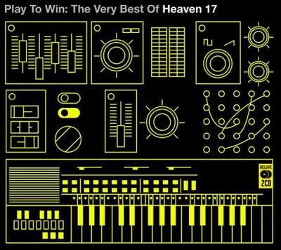 Play to Win - The Very Best of Heaven 17 (2 CD Set) 33 Track Greatest Hits