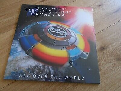 Electric Light Orchestra - All Over The World: The Very Best Of - NEW SEALED