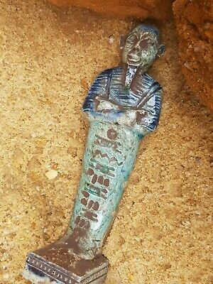 Rare Antique Ancient Egyptian Statue Gid ptah crafts create universe earth1830BC