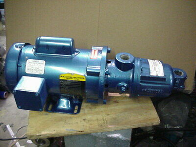 Moyno 1/2hp 1phase 115/230v progressive cavity pump moyno 33259