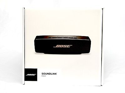 BOSE SoundLink Mini II Bluetooth Wireless Speaker - Black Copper Ltd Ed NEW