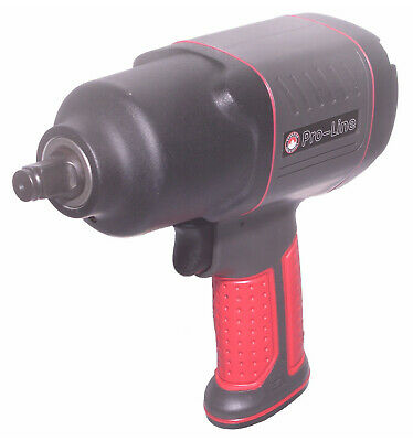 "1/2"" Drive Composite Air Impact Wrench 740 ft-lbs Break-Away Torque Tool"