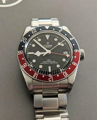 Tudor Black Bay GMT - full set
